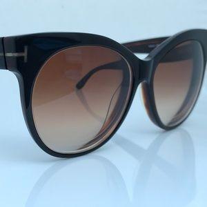 Tom Ford Women Sunglasses Frame Saskia TF330 57 14
